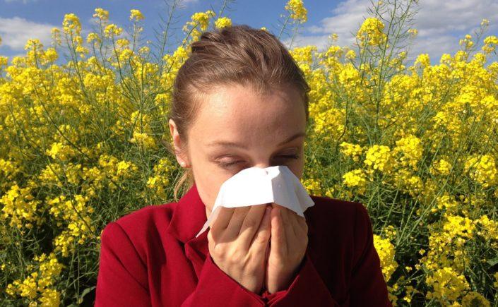 allergia kezelés