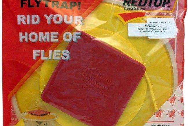 RedTop légyfogó